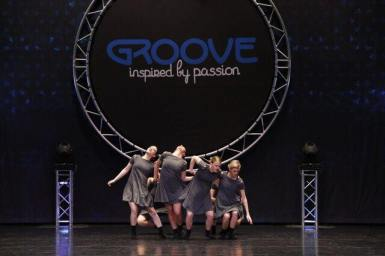 They Were Wrong Groove